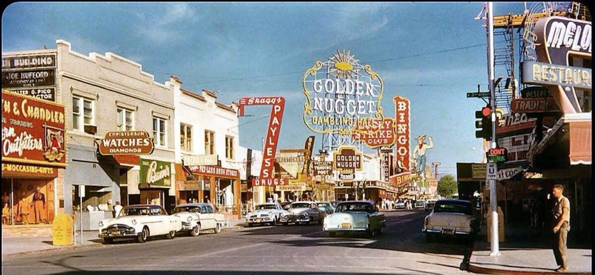 50s Vegas