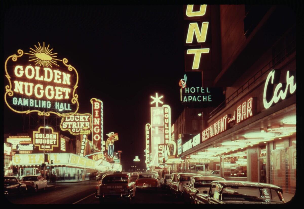 60s Vegas